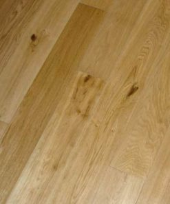 Oak Floorboards Super engineered wood floor London stock 125mm