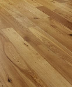 Wide Plank Oak engineered flooring 189mm