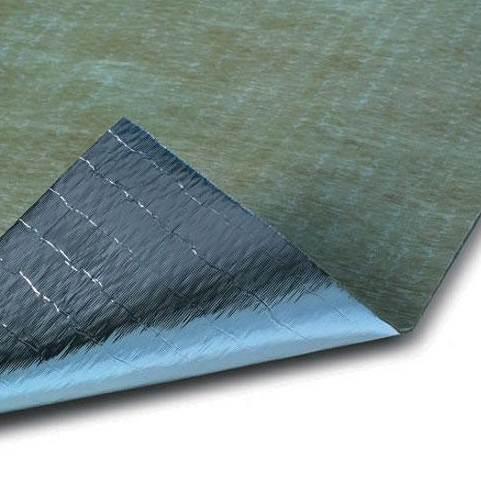 Underlay for wood flooring - underfloor heating - acoustic underlay
