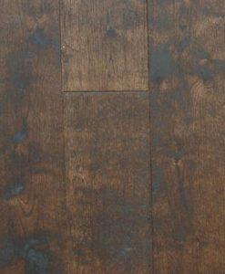 Burnt Cocoa super Oak engineered hardwood floor 189mm