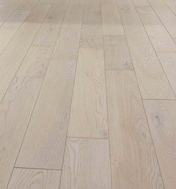 Oak Fumed and White Washed Super engineered parquet London stock 150mm