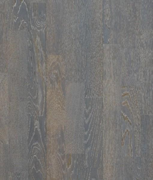 Dark Grey Oiled Oak Engineered Parquet wood floor 200mm - Wood4Floors