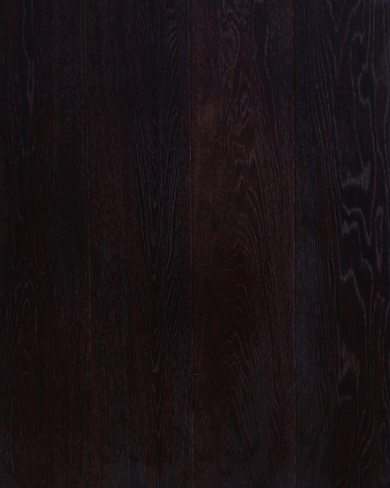 Dark Oak Flooring With A Unique Twist Earth Baked Oak