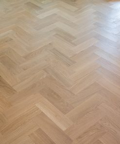 solid oak herringbone wood blocks london