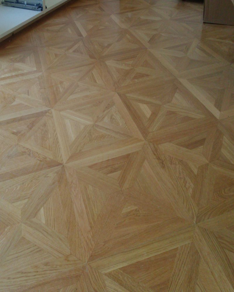 SOHO CROSS WOOD FLOOR PANELS 2 - Parquet Panel Soho Cross - Wood4Floors
