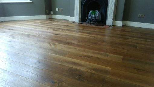 hand scraped and contra sawn flooring