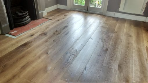 Tumbled London Light oak