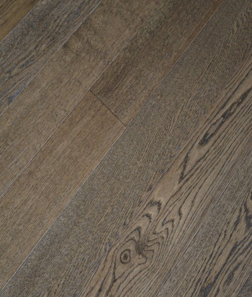 Feathers Wharf Engineered Oak Floor Brushed And Lacquered