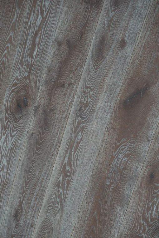 E5200 Redman's Wharf Brushed, oiled and Lye finished Engineered oak flooring – 190 mm – London Stock