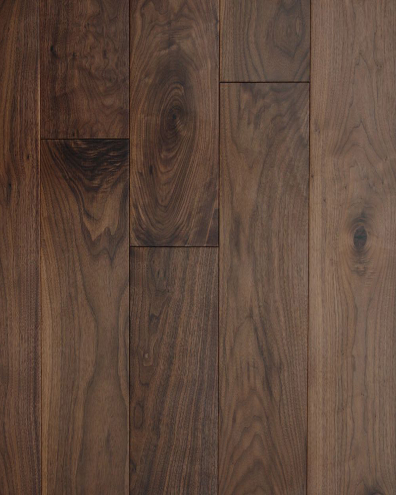 American walnut hardwood flooring wood floors for Black hardwood flooring