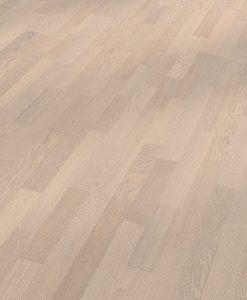 Wide Cross Sawn Oak Plank 189mm Engineered Real Wood Floor