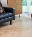 Herringbone selection of Engineered oak wood blocks – London stock – 90 x 15/4 x 400 mm - 6 new colours