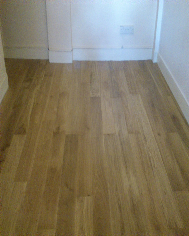 Wide Plank Oak engineered flooring 190mm