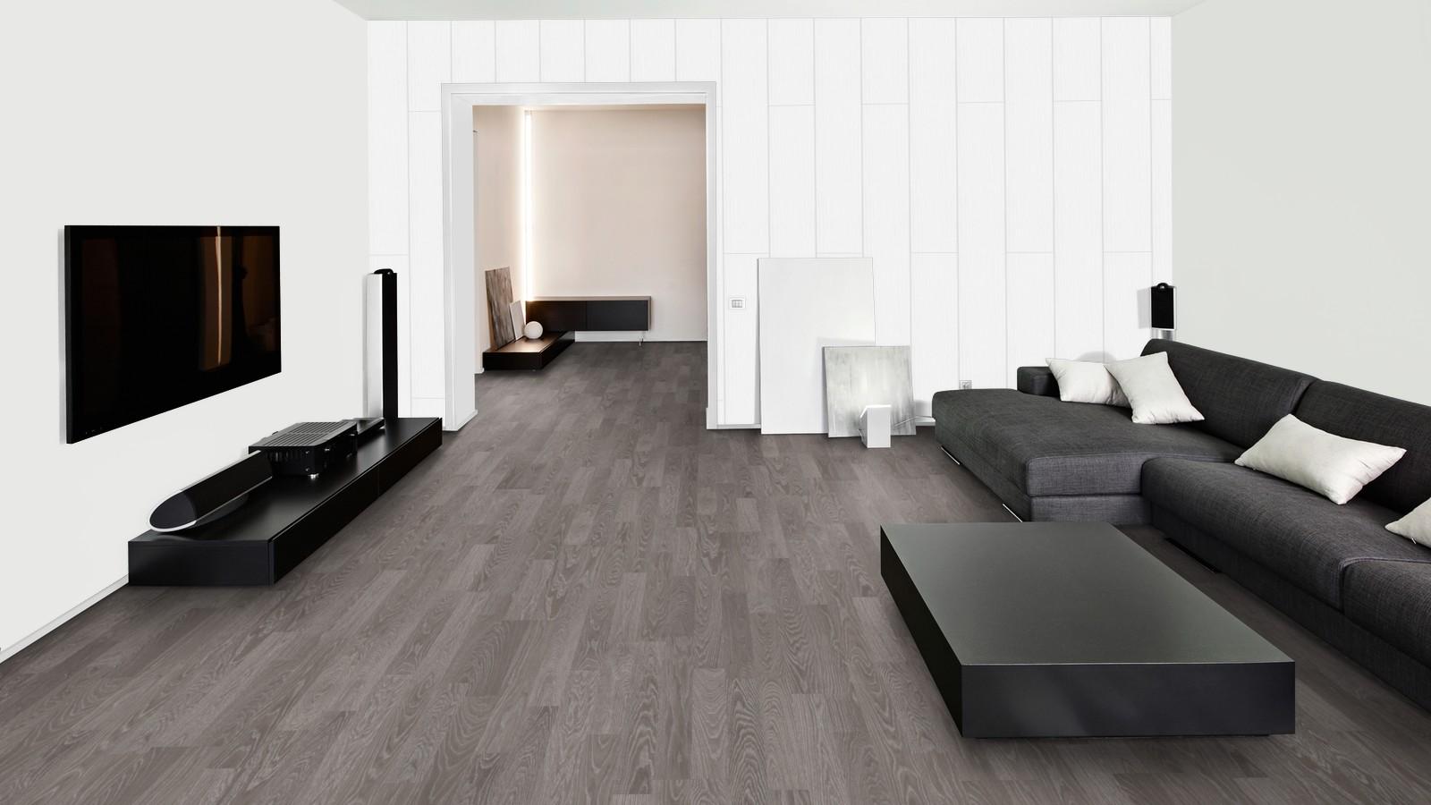Ironforge robust oak laminate floor london stock 193mm for Laminate flooring london