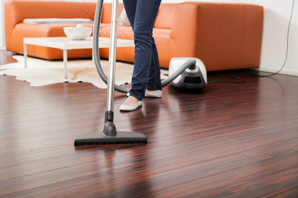 6 tips how to clean care hardwood flooring wood4floors for How to disinfect wood floors