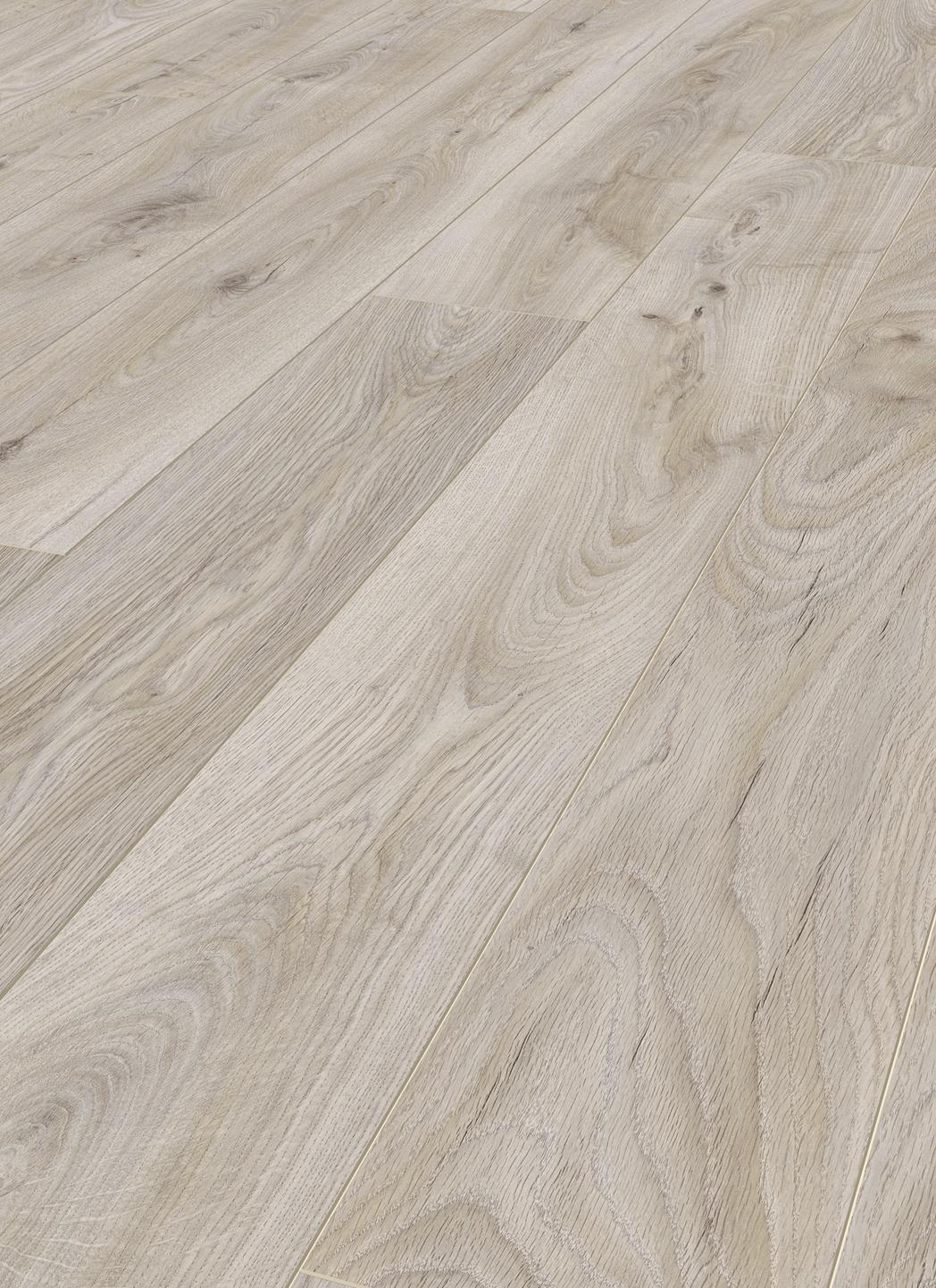 Laminate long boards oak light grey for london for Laminate flooring london