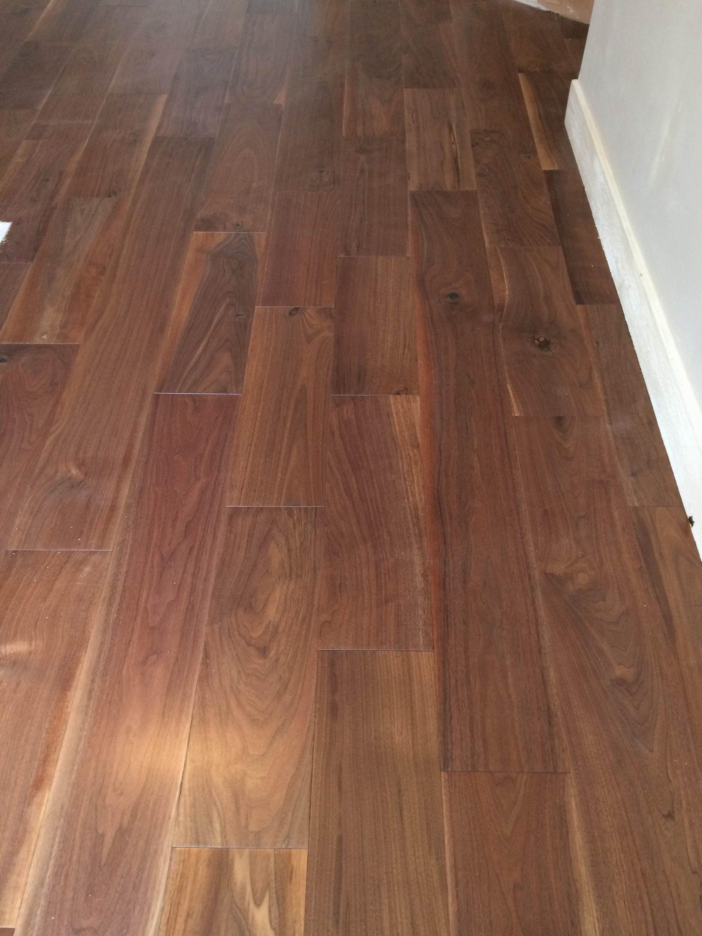 Black american walnut wood london stock super engineered