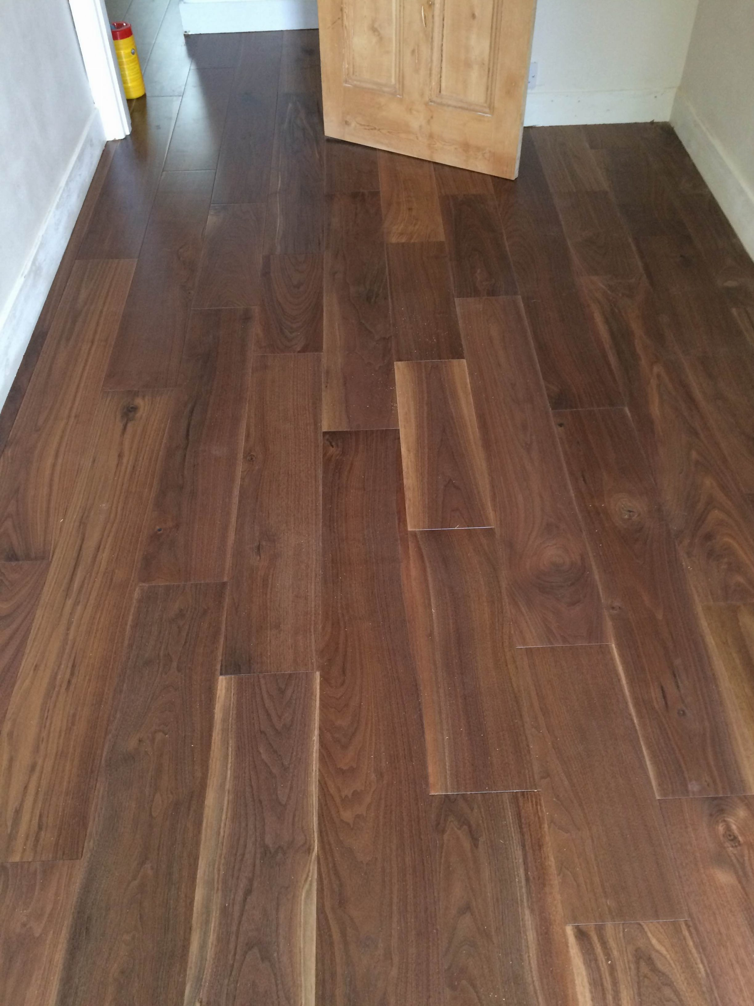 Black american walnut wood london stock super engineered for Walnut flooring