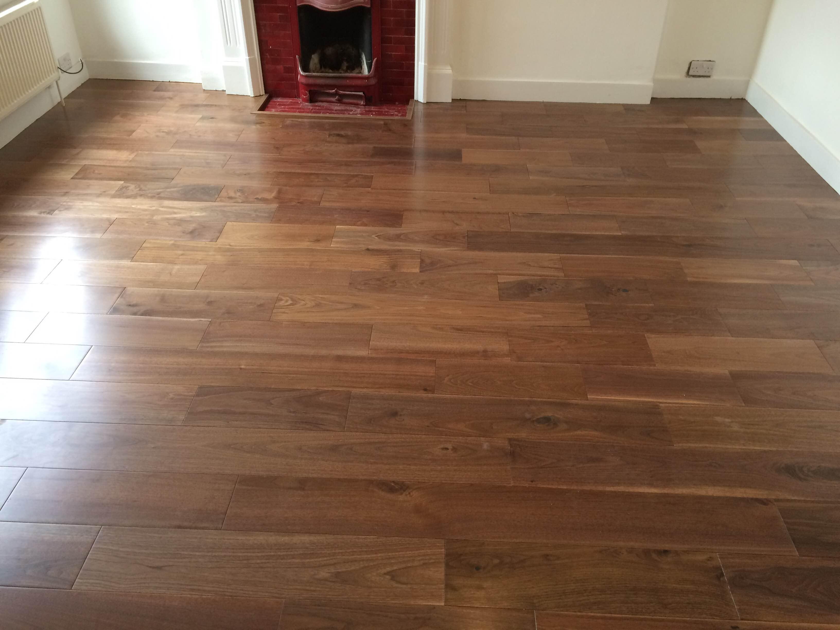 Black American Walnut wood London stock super engineered ...