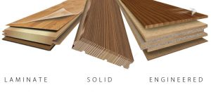 laminate flooring vs engineered oak flooring