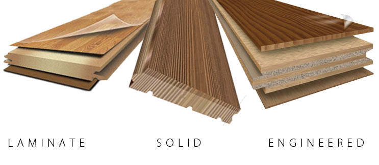 Laminate flooring vs engineered oak flooring full - Laminate versus hardwood flooring ...