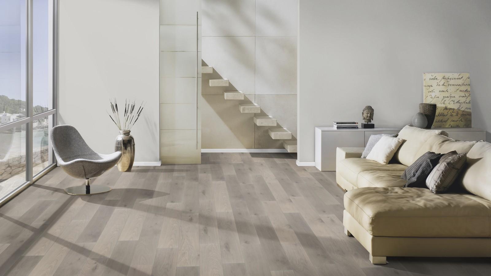 Avatara Oak Pearl Grey Man Made Wood Floor Wood4floors