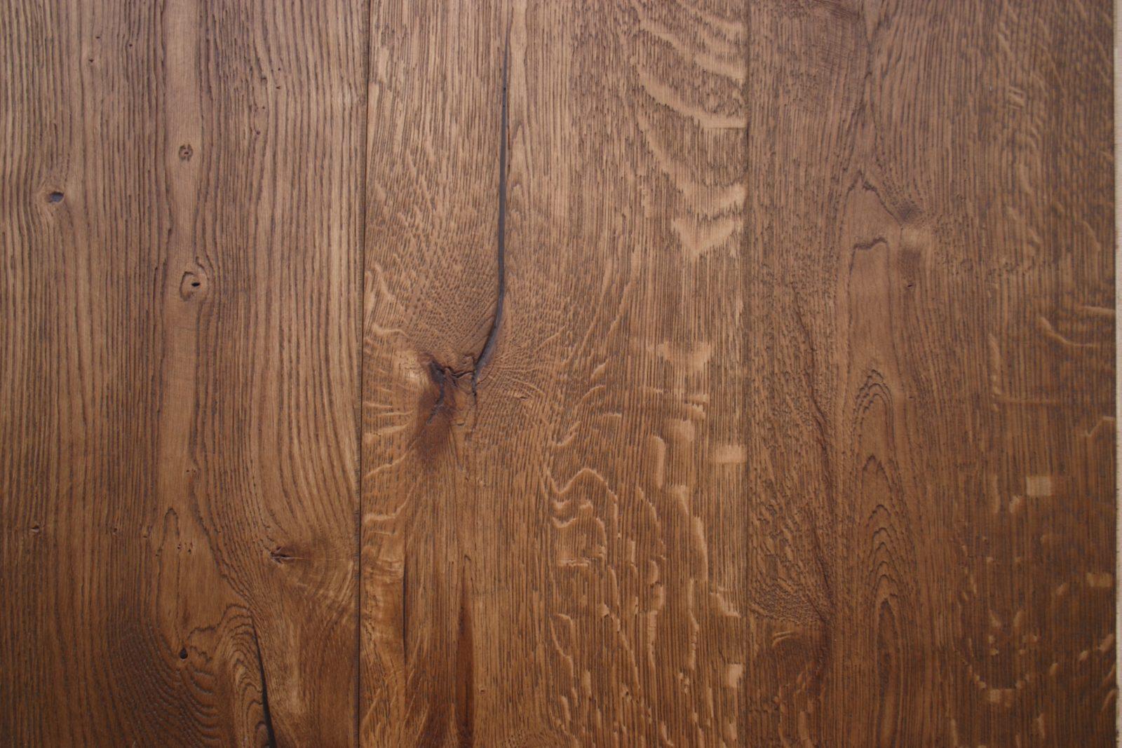 Time Honoured Engineered Distressed Oak Massif Wide Planks