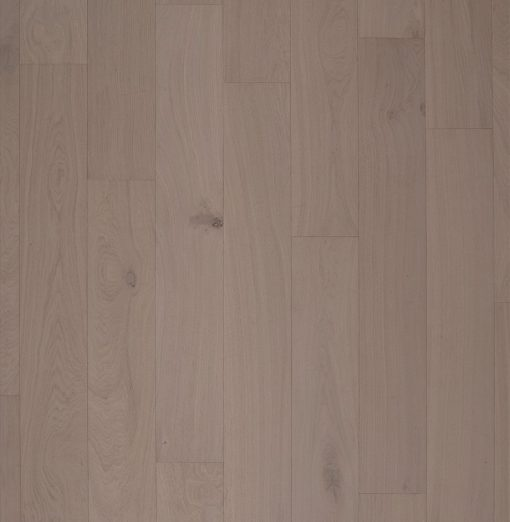 Real wood veneer grey oak flooring