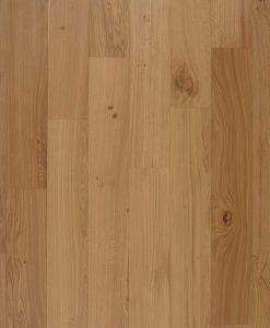 Real wood veneer natural oak flooring