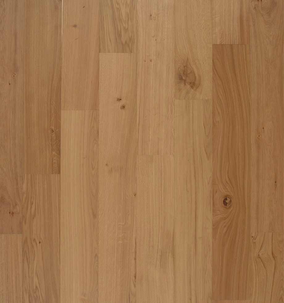 Real wood veneer natural oak flooring london stock click for Real wood flooring