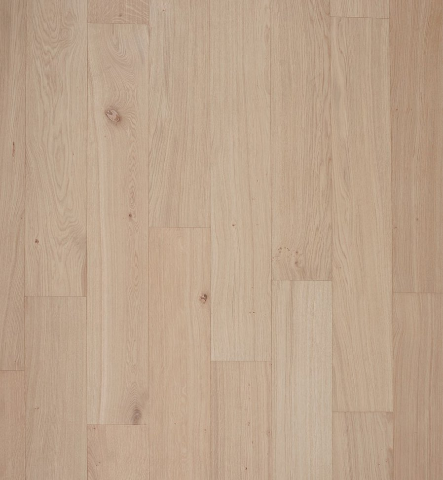 Real Wood Veneer Raw Oak Flooring London Stock Click