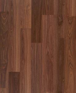 Real wood veneer walnut flooring