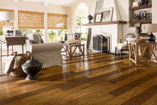 Walnut Flooring - Wood4Floors