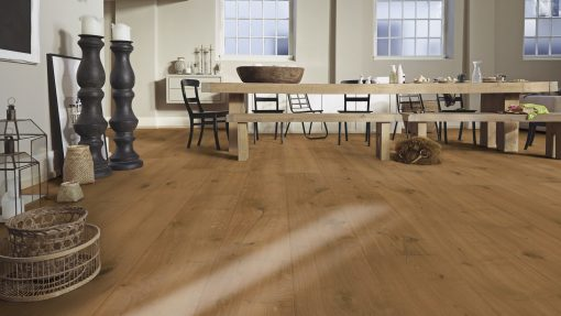 Golden Brown Rustic Oak-LINDURA