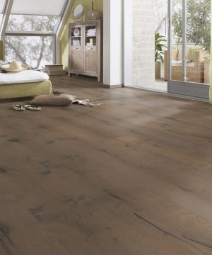 Clay Grey Rustic Oak -LINDURA
