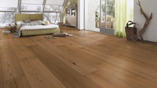 Natural light brown oak-LINDURA