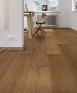Natural light brown oak-LINDURA