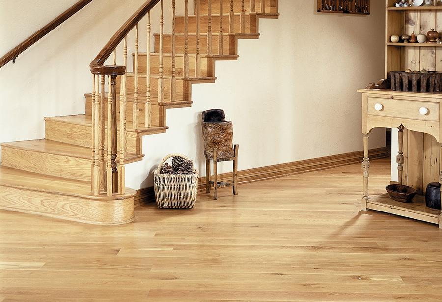 Solid Wood Flooring - Wood4Floors