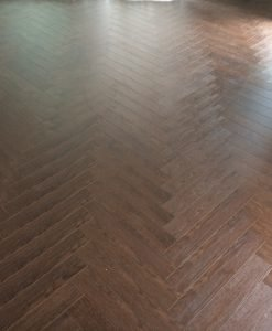 P2100 WALNUT LAMINATE HERRINGBONE