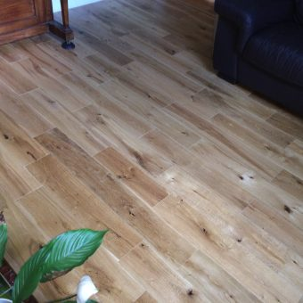 E1300 Builders Choice oiled engineered wood flooring London reserve 150 mm