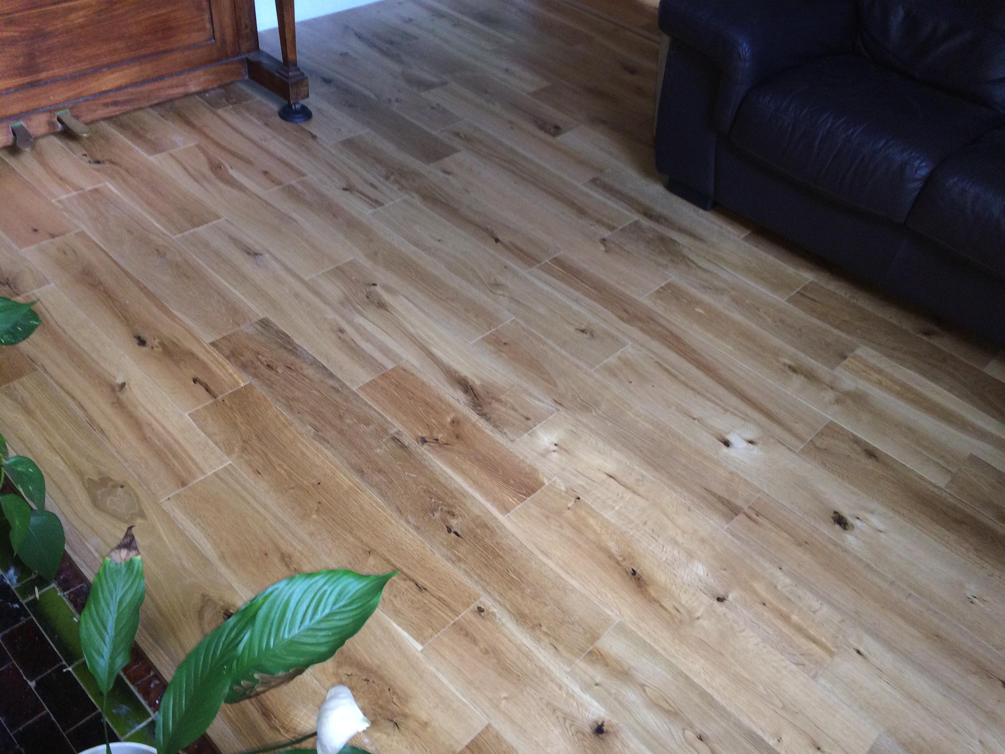 Builders Choice Oiled Engineered Wood Flooring London