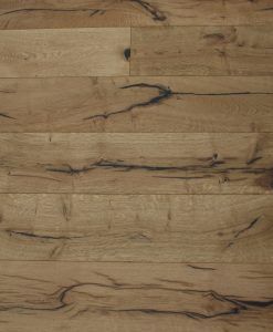 Distressed sandblasted oak flooring E6400