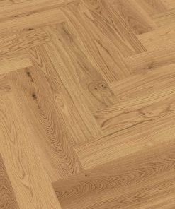 Herringbone engineered OAK wood blocks