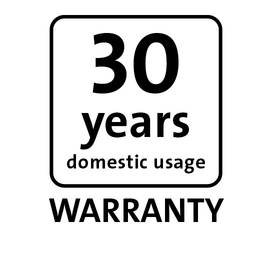 3o year warranty Geman flooring