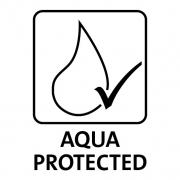 Aqua protected moisture resistance