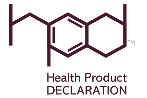 health product declaration hpd