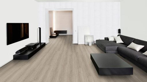 LVF300 VILNIUS GREY OAK LUXURY VINYL FLOORING MODERN ROOM WOOD4FLOORS