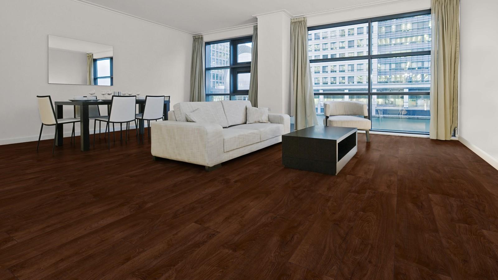 Modern Oak Villeroy Boch London Premium Laminate Flooring