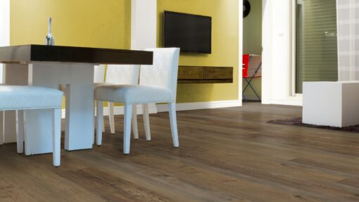 LVF1050 Luxury Vinyl Plank Oak Nairobi Brown Wood4Floors