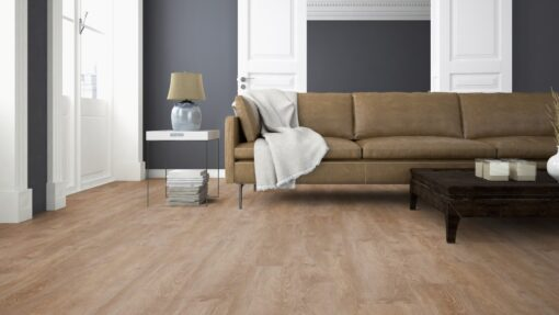 LVF1100 Luxury Vinyl Plank Oak Caracas Brown Wood4Floors